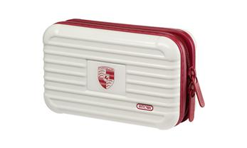 Multipurpose case, ultralight edition, white-red